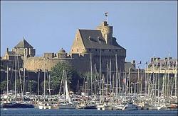 Saint Malo old town