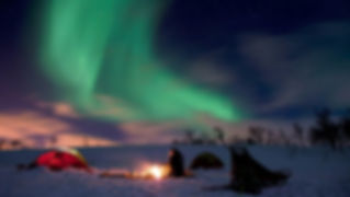 See the Northern lights with It's In You retreats.