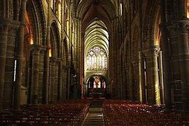 Dol de Bretagne Cathedral, Brittany