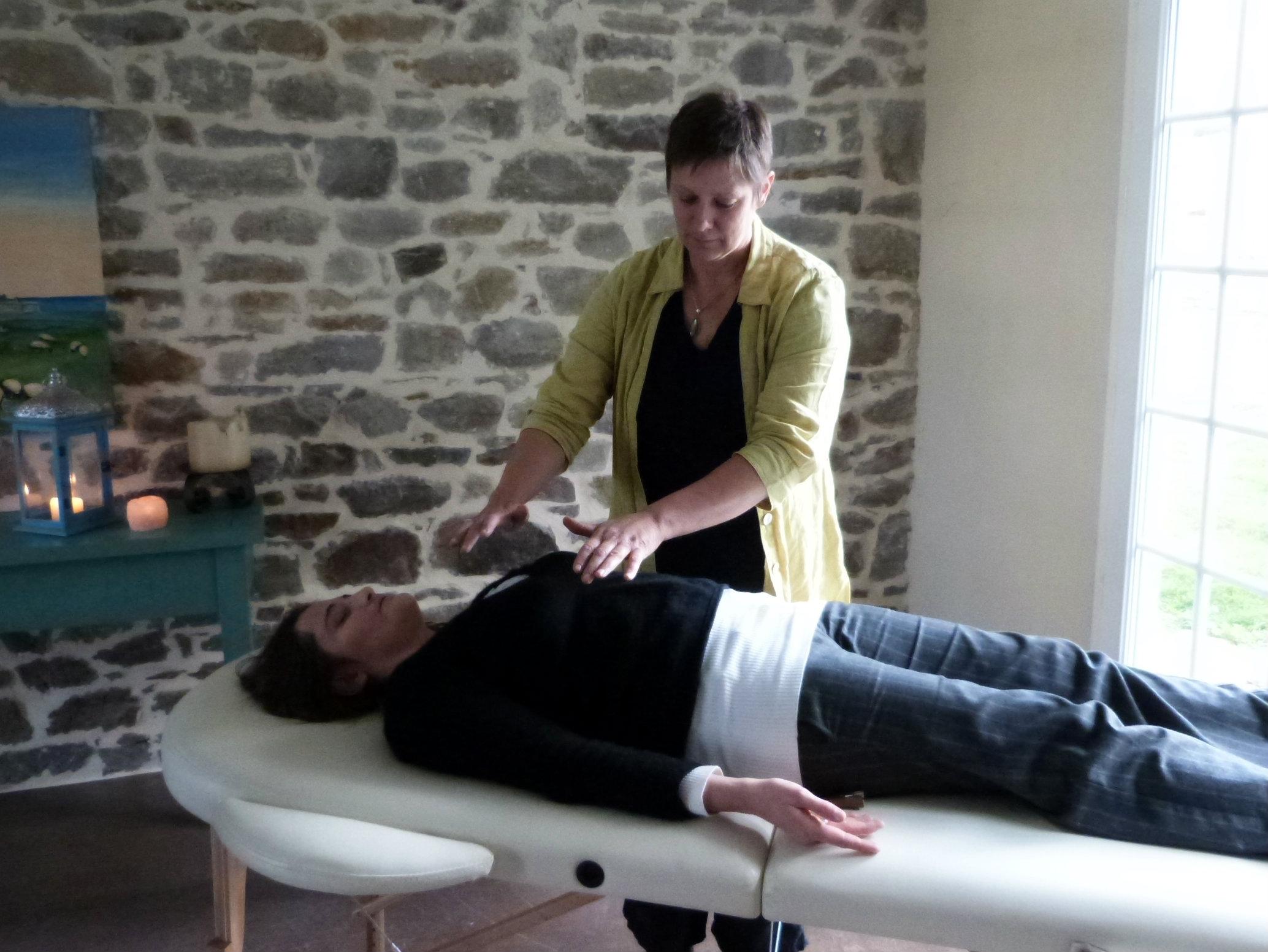 Peta Morton - energy healing