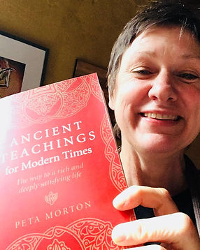 Peta Morton, Author - Ancient Teachings for Modern Times