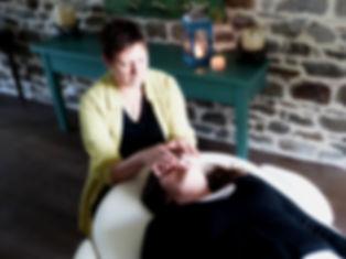 Peta Morton, internationally recognised Reiki teacher & healer.