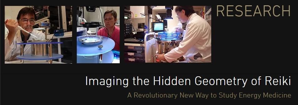 Reiki cymatics research