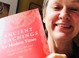 Ancient Teachings for Modern Times is now available for pre-order
