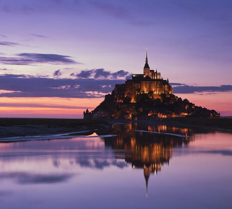 The Mont Saint Michel
