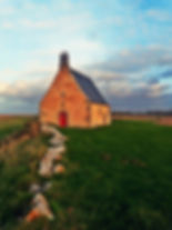 La Chapelle Sainte Anne, sacred sites & ley lines