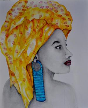 Veil of an African Community 2