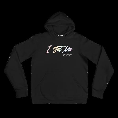 """I Got Me"" Unisex hoodie (black)"