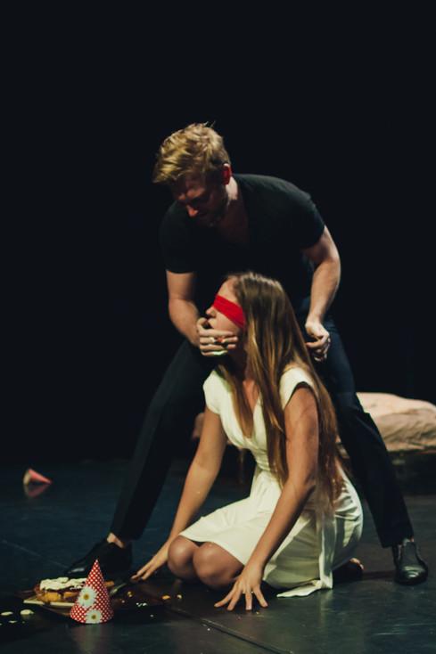 Theater Domestic violence