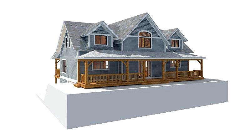 Timberworks Design Timber Frame House Plans Custom Design Services