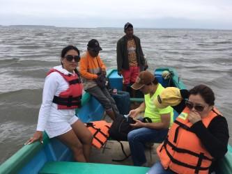 Trip to Puná