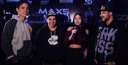 Entrevista MAX5
