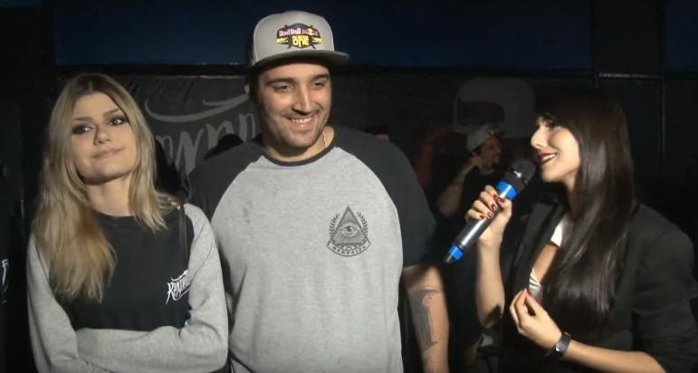Entrevista BRTT e Caju