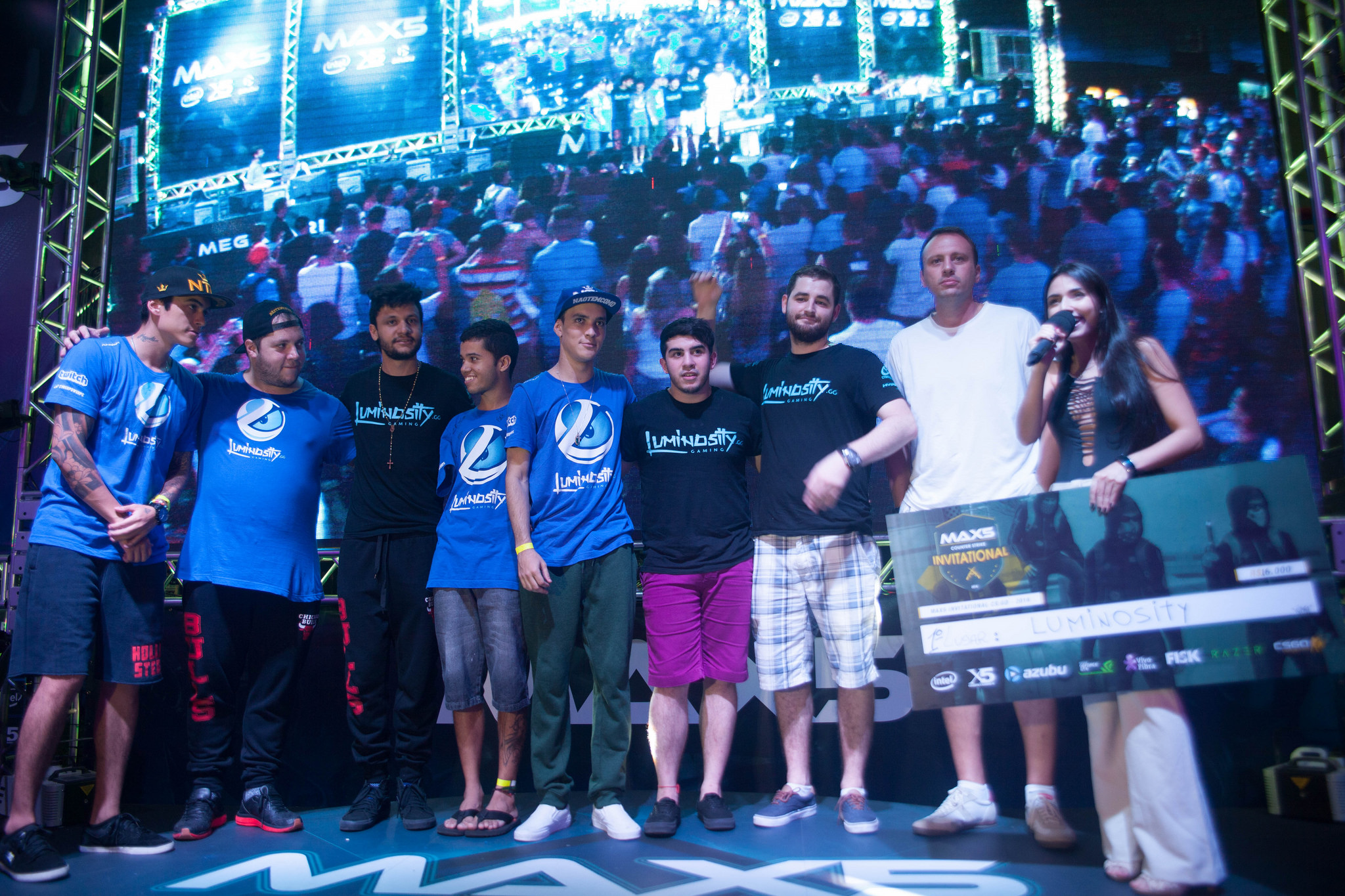Invitational de CS:GO - SK Gaming