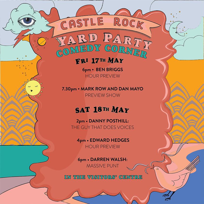 Castle Rock Yard Party