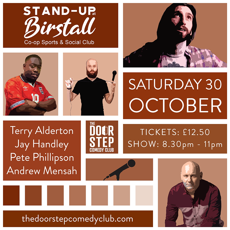 Stand-Up at Birstall