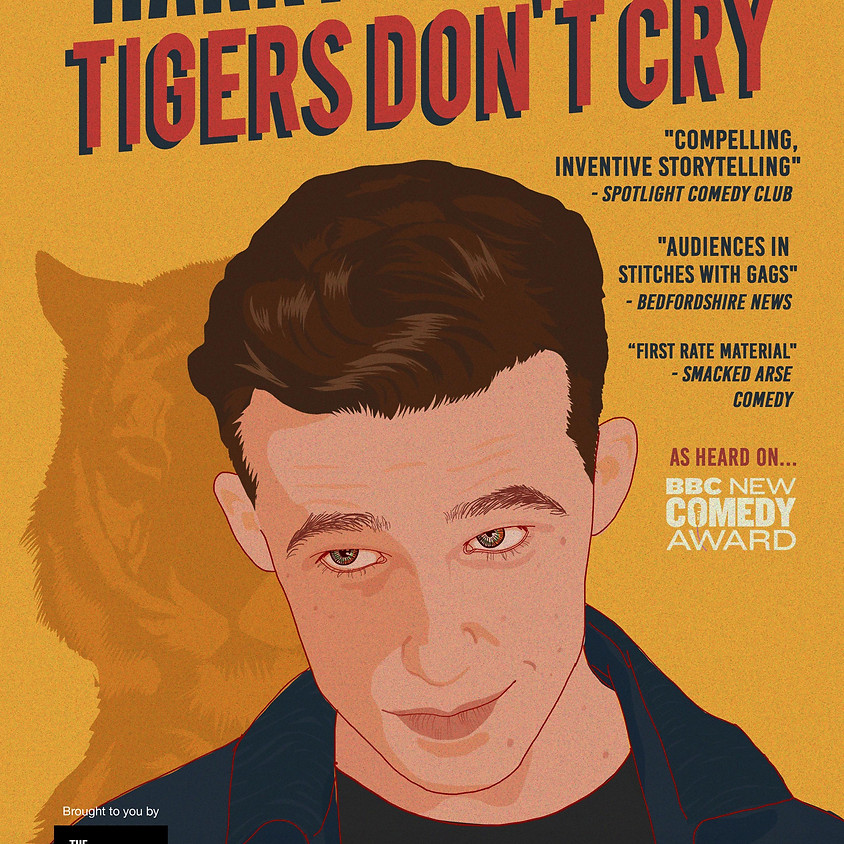 Harry Stachini: Tigers Don't Cry