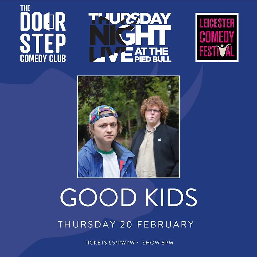 Thursday Night Live at the Pied Bull with Good Kids