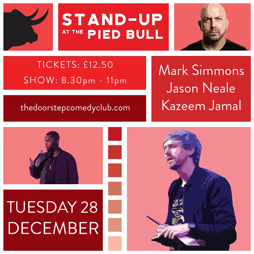 Stand-Up at the Pied Bull