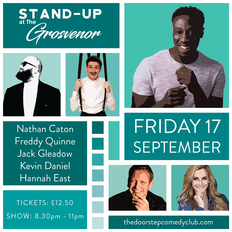 Stand-Up at The Grosvenor