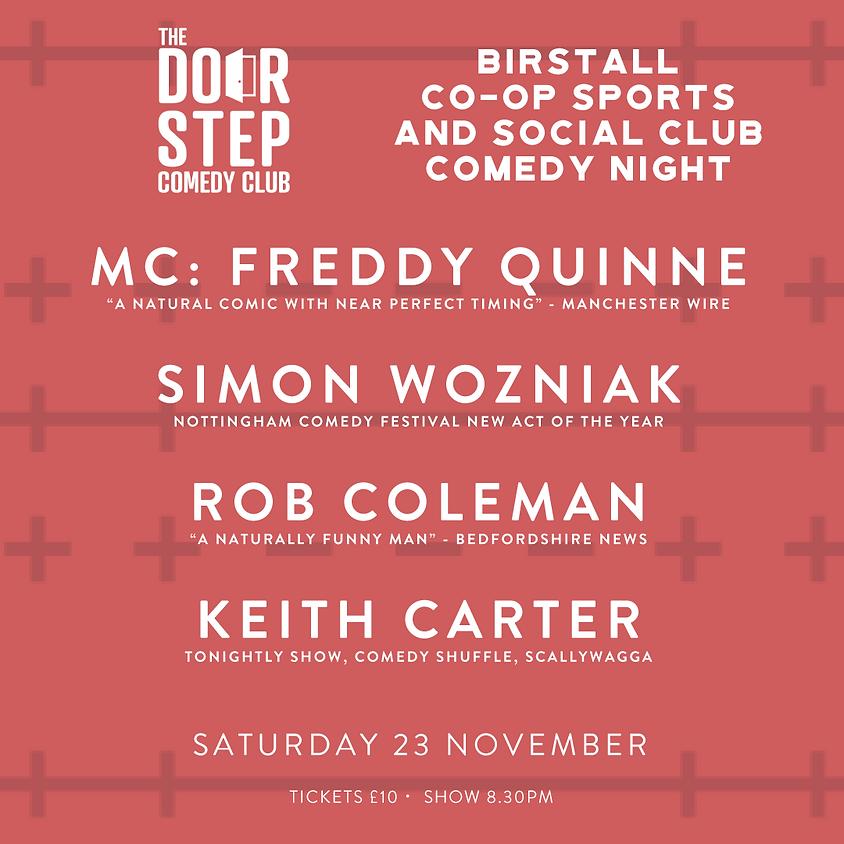 Birstall Comedy Night