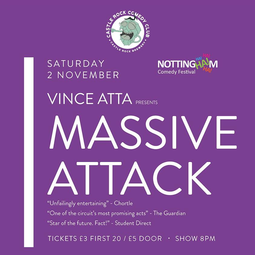 Vince Atta: Massive Attack