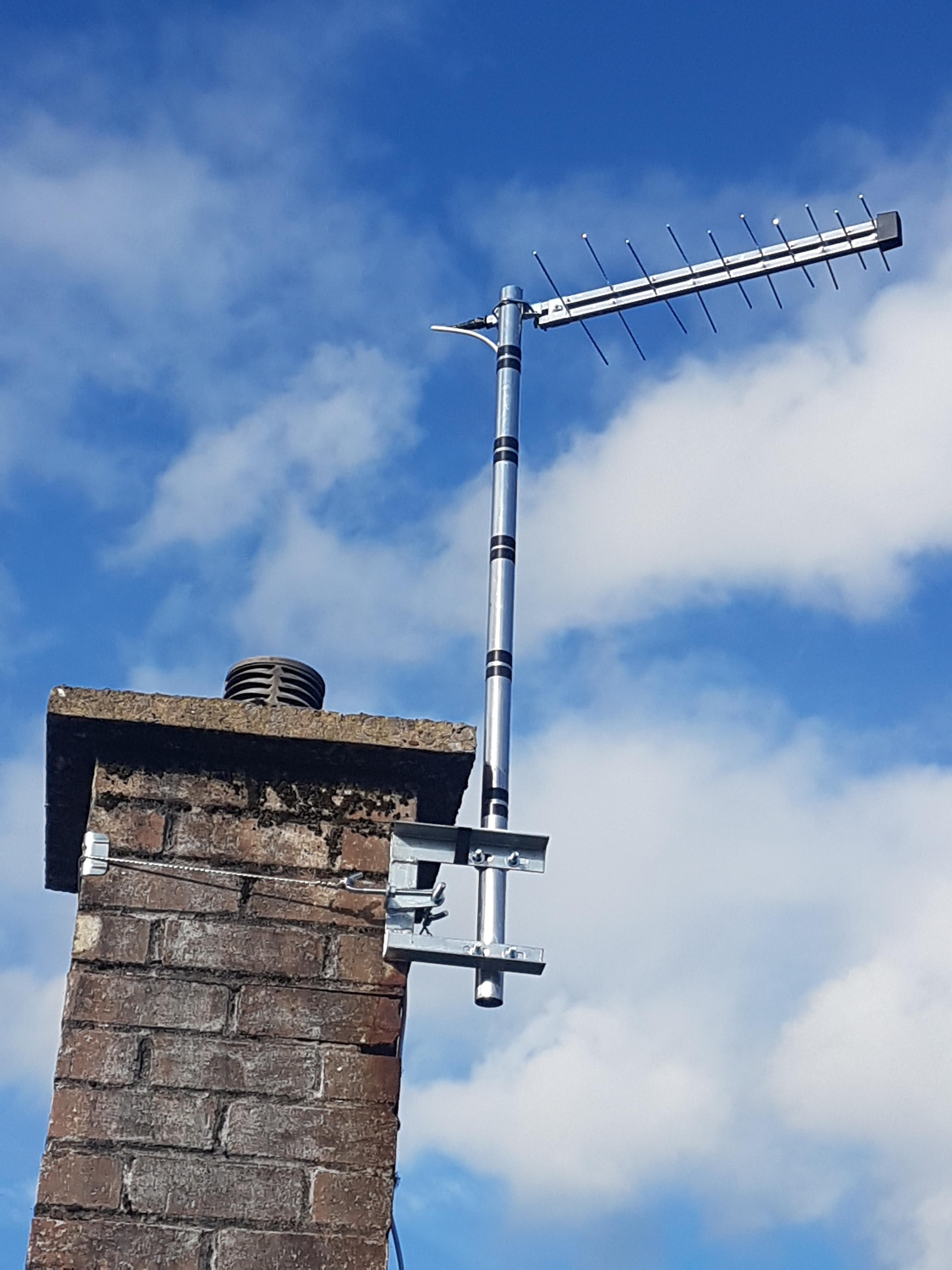Digital Aerial / Satellite Installation