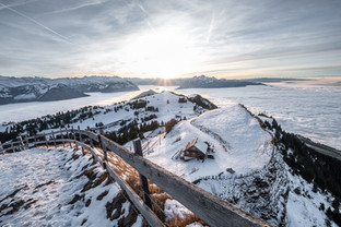 Rigi Nebelmeer