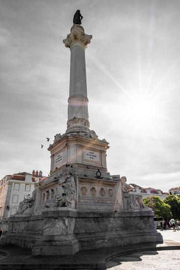 Morgen in Lissabon