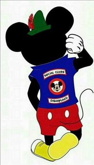 disneyland social club