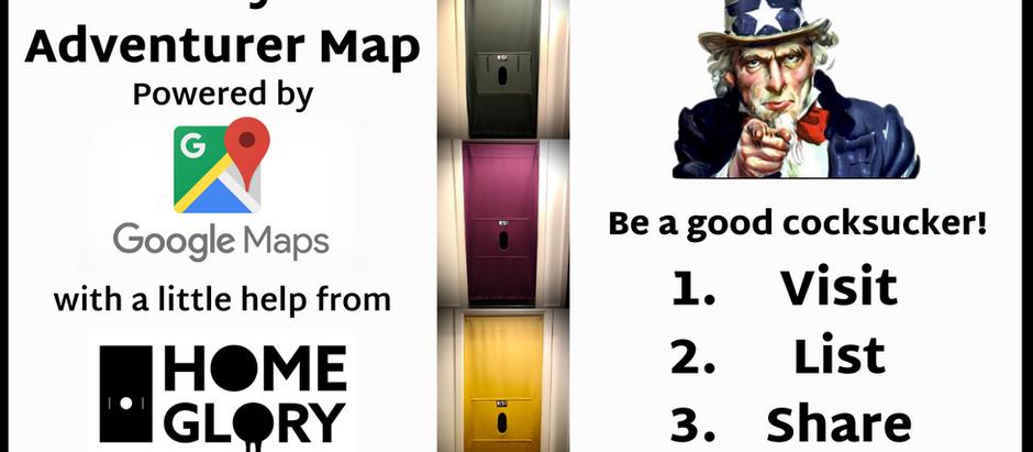 The Gloryhole Adventurer Map