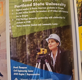 2020 AISES Winds of Change Magazine PSU AD