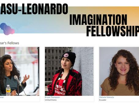 ASU-Leonardo Imagination Fellowship