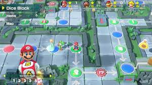 Super Mario Party is a great family game