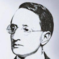 Frank Benford of Benfords Law