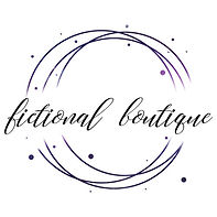 FICTIONAL BOUTIQUE OFFICIAL LOGO TRANSPA