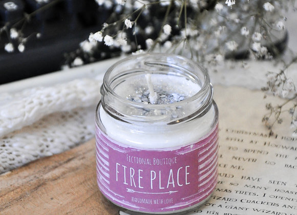 Fire Place Candle