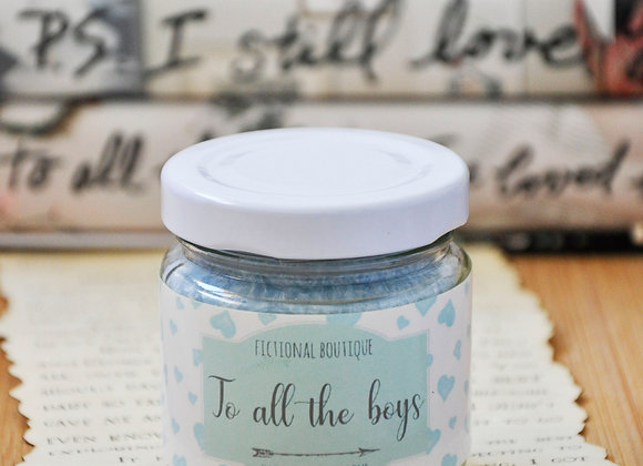 To All The Boys Candle