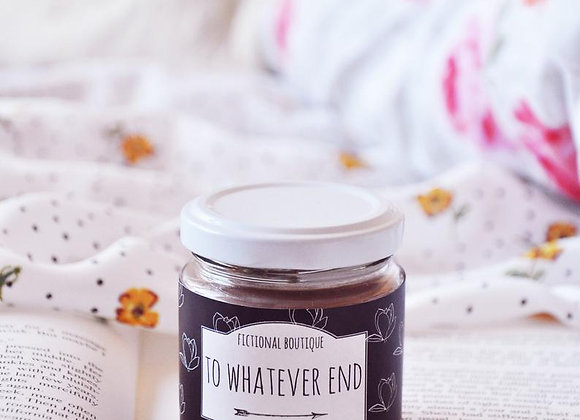 To Whatever End Candle
