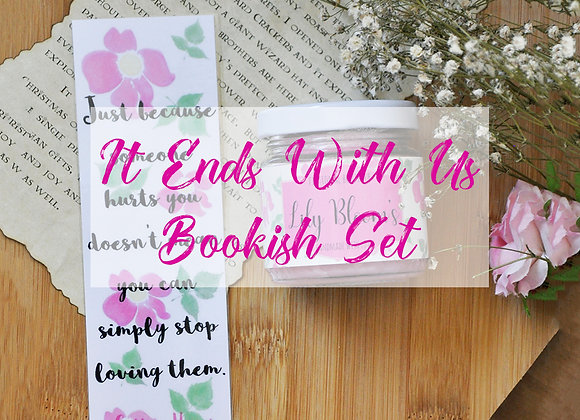 It Ends With Us Bookish Bundle