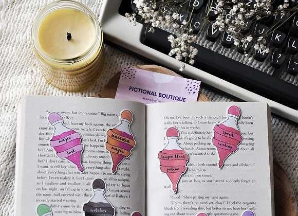Potion Paper Stickers