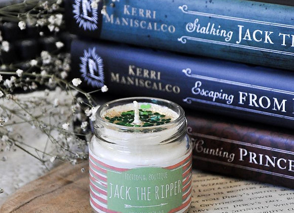 Jack The Ripper Candle