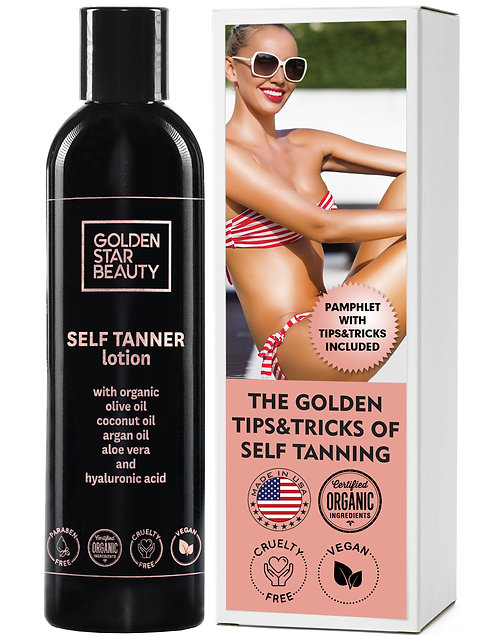 Self Tanner Lotion