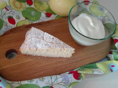 Yogurt Cake With @annanascim