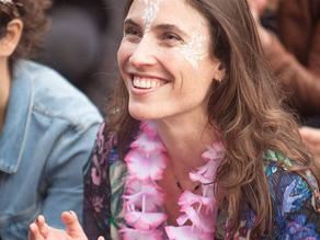 Liv Montmerle, Yogi, surfeuse, voyageuse et techie