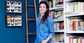 Prune Cirelli, Illustratrice parisienne et sister chez Band of Sisters Paris