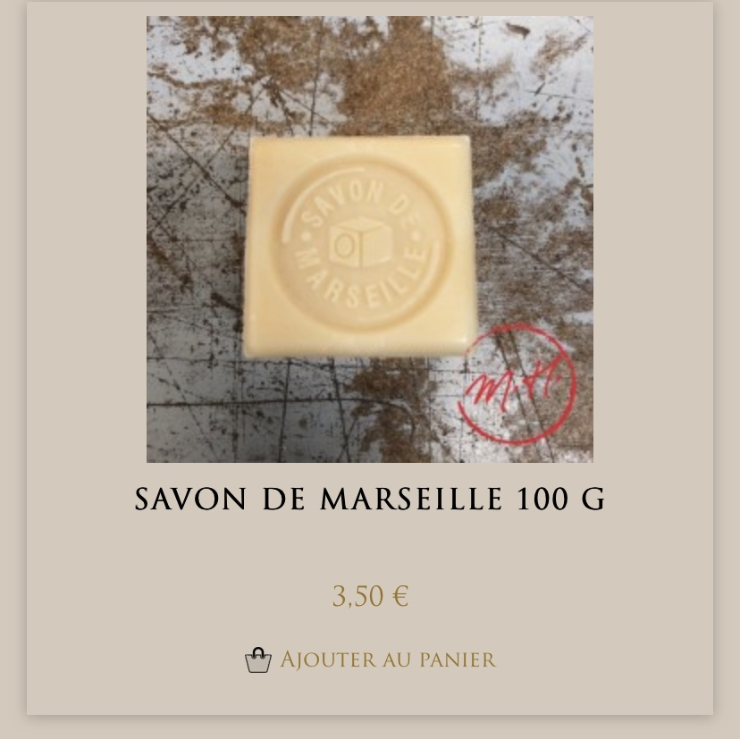 Incontournable Savon de Marseille chez Maison Empereur à Marseille