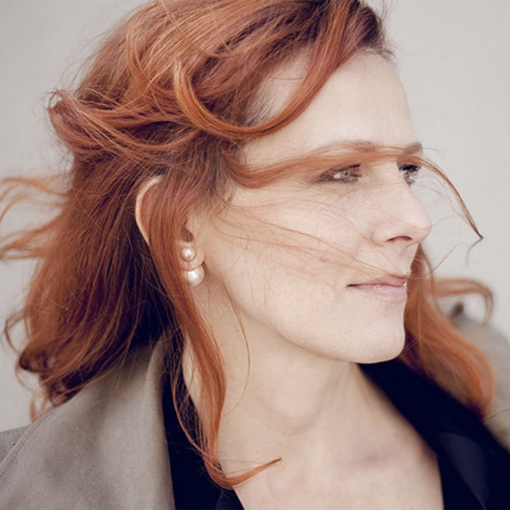 Marie Robert de @philosophyissexy en bleu intense et frais pile dans sa palette !