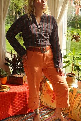 Karma Stripe Unisex Hippy Shirt