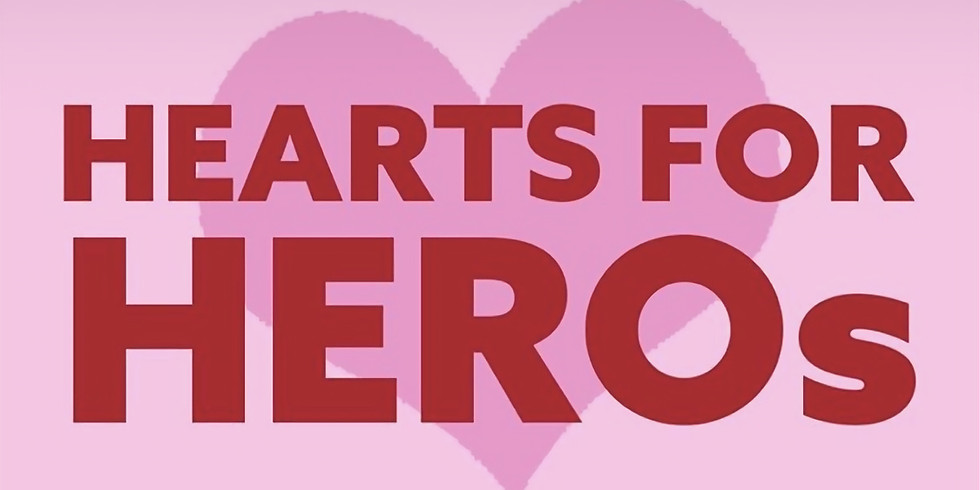 Hearts for HEROs